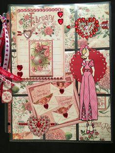 Valentine Prima Jeanne❤️