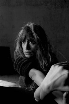 Blkdnm: A PORTRAIT OF CAROLINE DE MAIGRET IN SWEATER 30,...