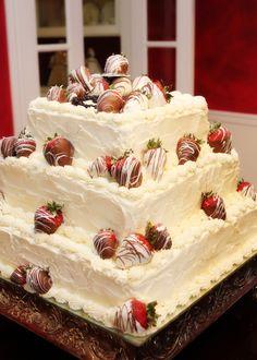 Red Velvet Grooms Cake - Weddings. Dawson Photography www.mdawsonphoto.com