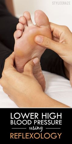 Did you know that it is possible to lower your blood pressure without any medication? Yes, we are speaking about reflexology for high blood pressure, here is all you need to know