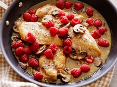 Get this all-star, easy-to-follow Raspberry Chicken recipe from Trisha Yearwood
