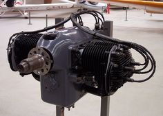 CONTINENTAL A-40 engine is a carbureted four-cylinder, horizontally opposed, air-cooled aircraft engine that was developed especially for use in light aircraft by Continental Motors. It was produced between 1931 and 1941. Major applications: Taylor E-2 Cub; Piper J-2 Cub