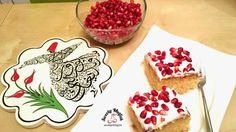 Sweety-Mutfak: Narlı Revani tatlısı - lezzetli bir kombin