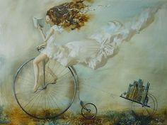 - Paintings by Oleg Tchoubakov  <3 <3