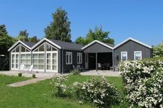 Birkely 79, 4880 Nysted - Nyere sommerhus med havudsigt #fritidshus #boligsalg #selvsalg #nysted #sommerhus