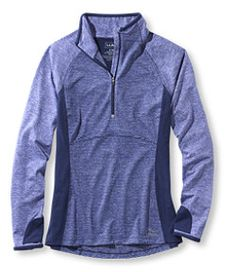 #LLBean: Essential Performance Textured 1/4 Zip Misses Regular