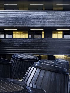 Architectural Photographer -Timothy Soar pH+ Architects - 26 Orsman Road