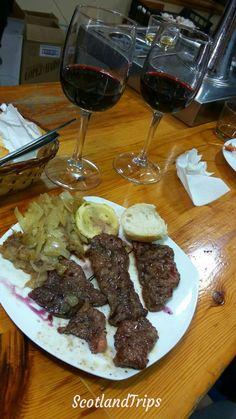 And... We will take you to #eat #delicious #pinchos and #Rioja #Wine. Y... Te llevaremos a #comer #deliciosos pinchos y #vino de Rioja  #España #Spain #calle #Laurel #gastronomía #gastronomy #Logroño #hotels #abroad #holidays #tours #vacaciones #bodegas #wineries