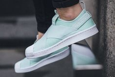 adidas Superstar Slip On WMNS (Ice Mint