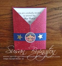 Sending Smiles Across The Miles: Eagle Scout Court of Honor Invitation