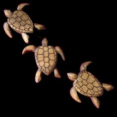 Turtles Baby Loggerhead Turtle by MorningStarDesign on Etsy, $34.00