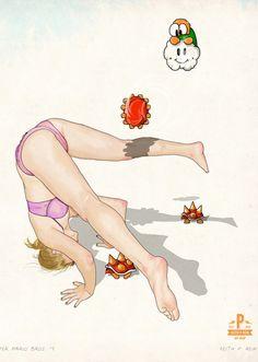 SUPER MARIO BROS. NO.1 by Keith P. Rein