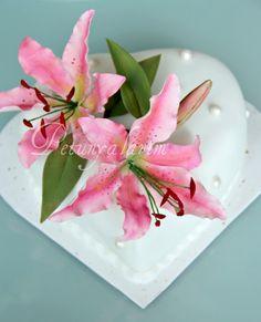 {Spellbinding Stargazer Lilies by PETUNYALARIM}