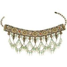 Choker necklaces are sexy to wear and sexy to see - this page features a selection of the best chokers from Michal Negrin - jewelry designer....