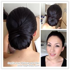 Phenomenal Bridal Hair Asian Bridal Makeup And Hair Style On Pinterest Hairstyle Inspiration Daily Dogsangcom
