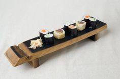Napa Wine Barrel Sushi Board/Cheese Board by alpinewinedesign, $40.00