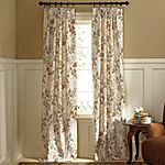 Muted colors {JCP drapes}