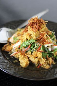 On my bucket list, the Seng Wa Goong Pao at Paste restaurant - catfish and prawns, yum! #TravelBrilliantly