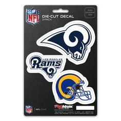 1e741e28db34f4 NFL Los Angeles Rams Team Decal, 3-Packteam Decal, 3 Pack, Blue, 5. Nfl Los  AngelesAuto AccessoriesSports Fan ShopDie ...