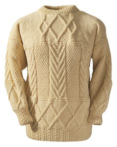 Boyle Hand Knit Irish Sweaters