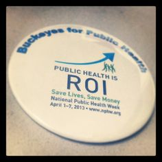 Buttons from @b4ph for #NPHW! #OhioState