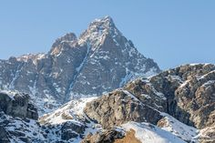 Alps, Mount Everest, Mountains, Nature, Travel, Viajes, Traveling, Nature Illustration, Off Grid