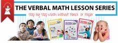 The Mental Math Lesson - learn math without pencil or paper! GRADE 1-3