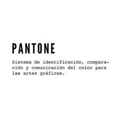 ✔ pantone