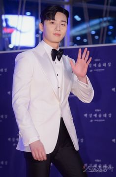 PARK SEO JOON Korean Drama Movies, Korean Actors, Baby Park, Park Seo Joon, Kdrama Actors, Dream Guy, Korean Beauty, Boyfriend Material, Pretty Boys