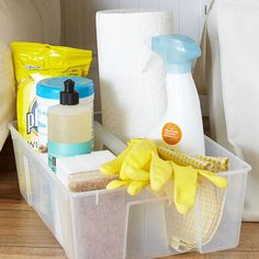 Spring Cleaning Tips Breeze through your spring cleaning with these top tips for efficient, effective cleaning. Plus, the four things that will make this year's spring cleaning even better.