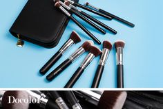 Oshhh, such a beautiful makeup brush set! much similar to my #SEPHORA COLLECTION - Deluxe Antibacterial Brush Set. The #Sephora set cost me too much! I found this #Makeup Brush set is only $14.99 with coupon AGOACYNC, save 25%, #Online shopping link: http://www.amazon.com/dp/B018E6T9Y4 It's really a good gift for Her who loves makeup! Come to get it now!!