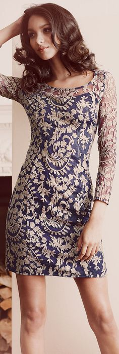 lace overlay