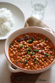 HEALTHY ONE-POT-MEAL: Arabic Chickpea Stew, with flavours that linger on the palate!