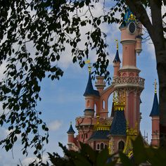 Disneyland Paris, Sleeping Beauty, Castle, Explore, Places, Pictures, Travel, Photos, Viajes