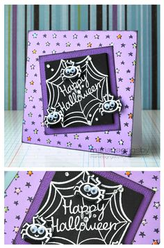 Lawn Fawn- teeny tiny backdrops, heebie jeebies,  the Lawn Fawn blog: Lawn Fawn DT Round Up! {Halloween and Fall Inspiration} Mariana