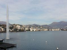 Paradiso, Lugano. Switzerland