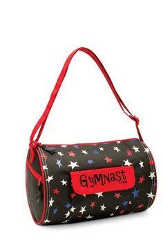 Danshuz Patriotic Gymnast Bag B436 Totes d449ea7ef9168