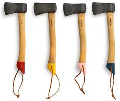 who doesn't need a functional & attractive ax? i mean, c'mon!