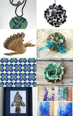 Pieces of April by Dee on Etsy--Pinned with TreasuryPin.com