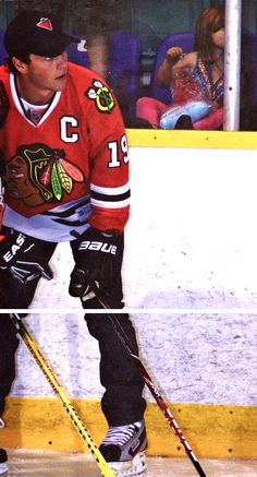Jonathan Toews • Chicago Blackhawks