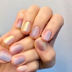 Nails Gelish, Manicure And Pedicure, Toe Nails, Coffin Nails, Classy Nails, Stylish Nails, Nail Jewelry, Funky Nails, Neutral Nails