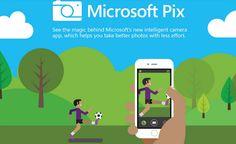Microsoft Pix : une nouvelle application appareil photo bientôt sur lApp Store