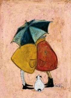 'A Sneaky One' by Sam Toft Painting Print Painting Prints, Art Prints, Pour Painting, Arte Country, Canvas Art, Canvas Prints, Framed Canvas, Dog Poster, Creation Deco