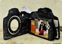 Other: camera mini album