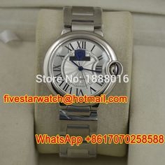 US $130.00 - Men Watches 2017 New Steel Watch Men Luxury Brand Famous Wrist Watch For Man Clock Male Mechanical Automatic Watch Women