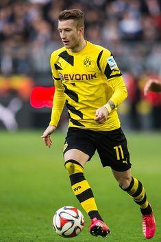 Marco Reus del Borussia Dortmund: Bundesliga.