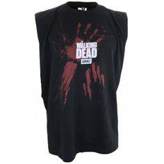 The Walking Dead Sleeveless T-Shirt The Walking Dead, Long Sleeve, Sleeves, Mens Tops, T Shirt, Fashion, Tee, Moda, Full Sleeves
