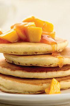 Pancake Recipe Self Rising Flour, Pancakes Recipe Without Baking Powder, Quick Pancake Recipe, Homemade Pancakes, Pancakes Easy, Buttermilk Pancakes, Pancakes And Waffles, Sourdough Pancakes, Yogurt Pancakes