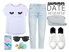 """Summer Date: The State Fair"" by joslynaurora on Polyvore featuring moda, M.i.h Jeans, Chicnova Fashion, MICHAEL Michael Kors, Maison Margiela, Yves Saint Laurent, statefair y summerdate"