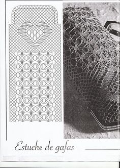 renda de bilros / bobbin lace malas / bags